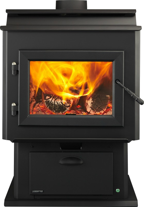 QuadraFire Adventure-ll Wood Stove